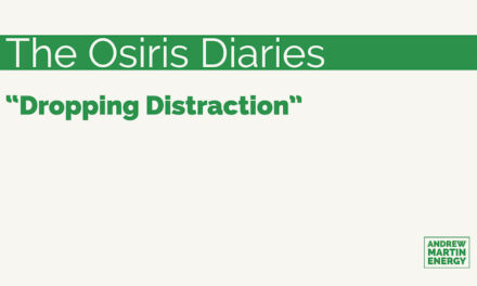 Dropping the Distraction