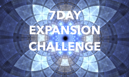 7 Day Expansion Challenge